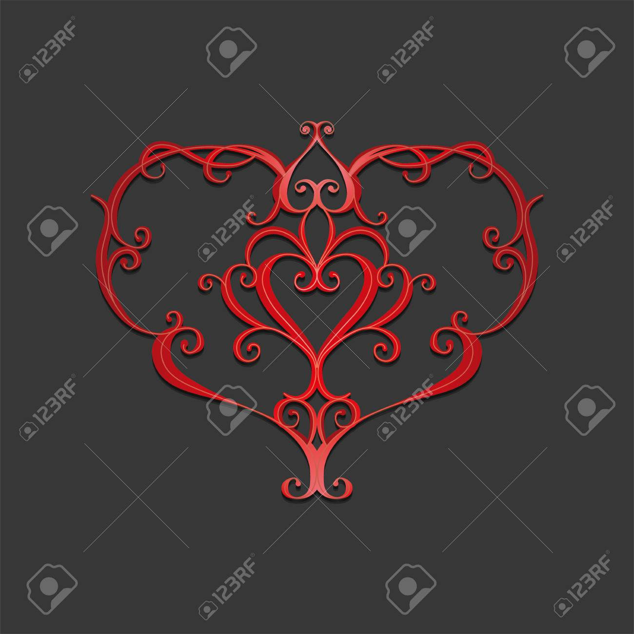 Beautiful fine element for greeting cards or wedding invintations beautiful fine element for greeting cards or wedding invintations stock photo 57551163 m4hsunfo