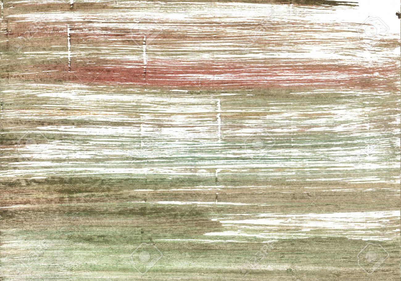 Handgezeichnete Abstrakte Aquarell Verwendete Farben Grullo Weiss