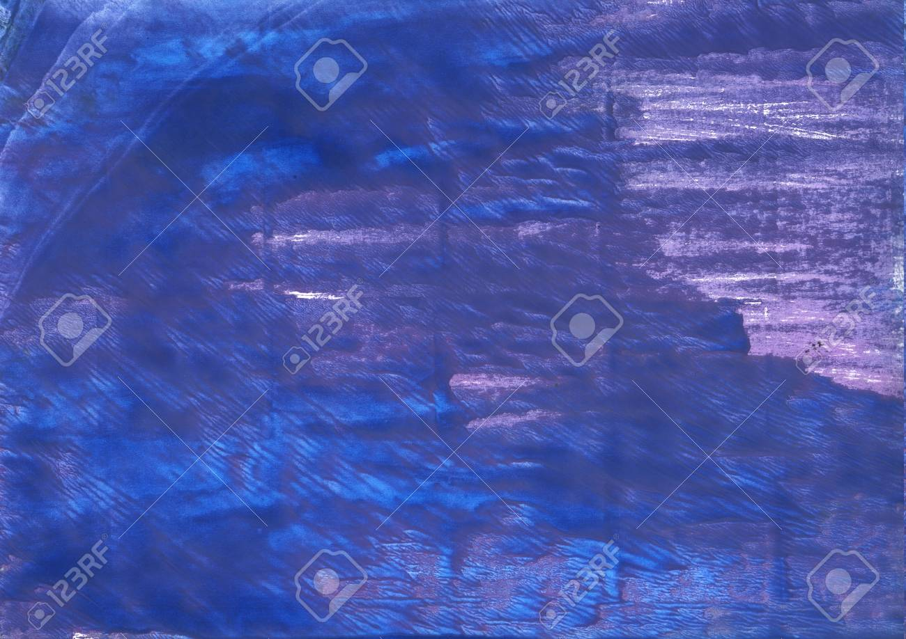 8a7071a1924d Hand-drawn abstract watercolor background. Used colors  Chinese blue