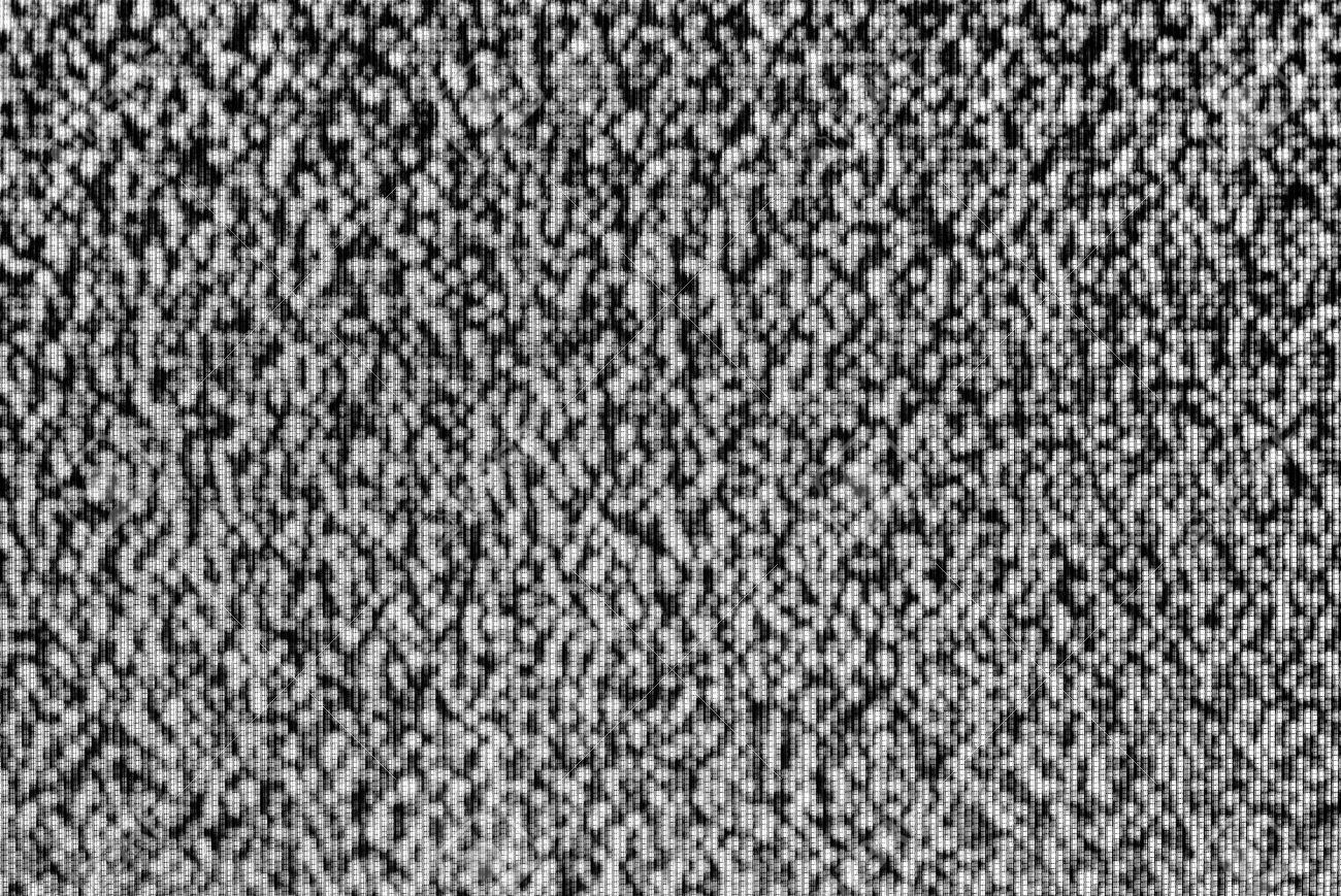 Analog Tv Crt Kinescope Noise Texture Black White Tv Screen