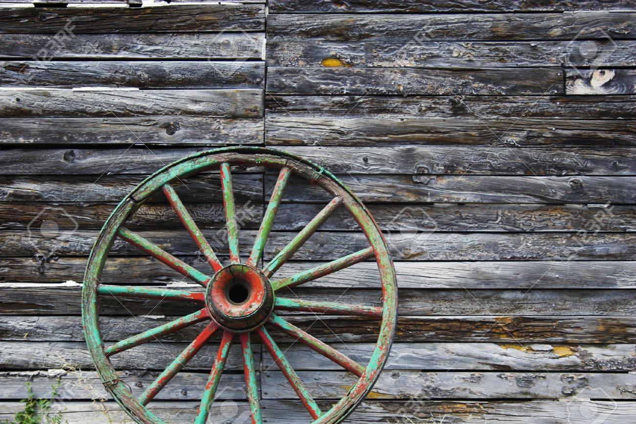 Old wheel near farm barn in north platte in nebraska stock photo old wheel near farm barn in north platte in nebraska stock photo 4485872 publicscrutiny Choice Image