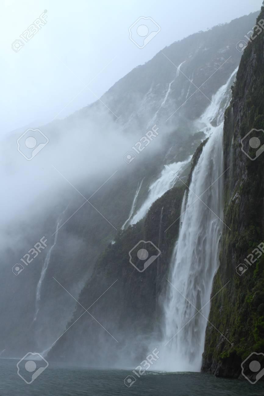 フィヨルドランド国立公園、ニュ...