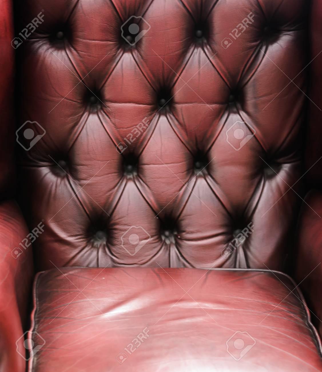 Phenomenal Comfortable Dark Red Leather Chair Abstract Creativecarmelina Interior Chair Design Creativecarmelinacom