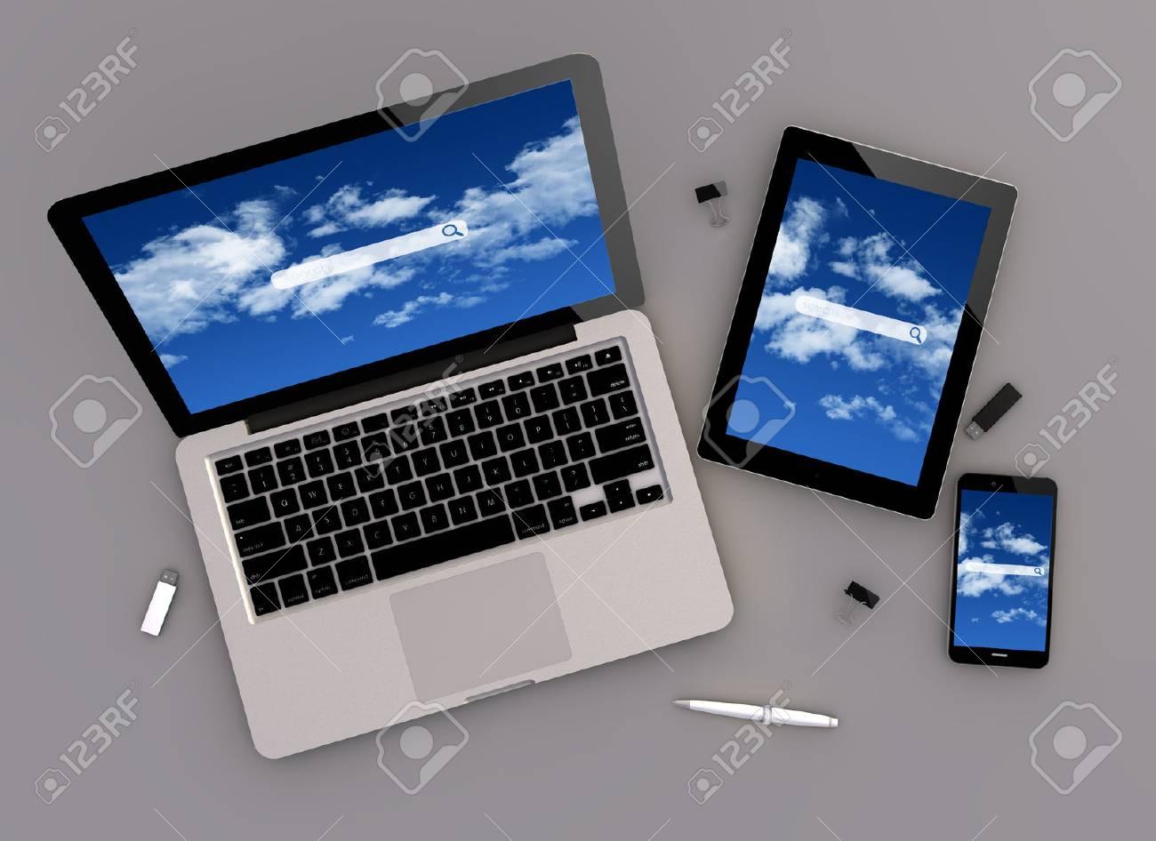 recherche ordi portable
