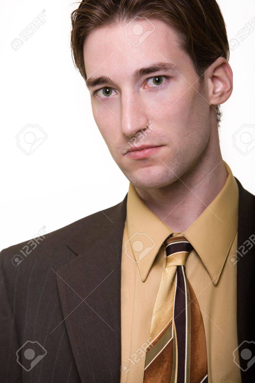 yellow dress shirt ith tie up