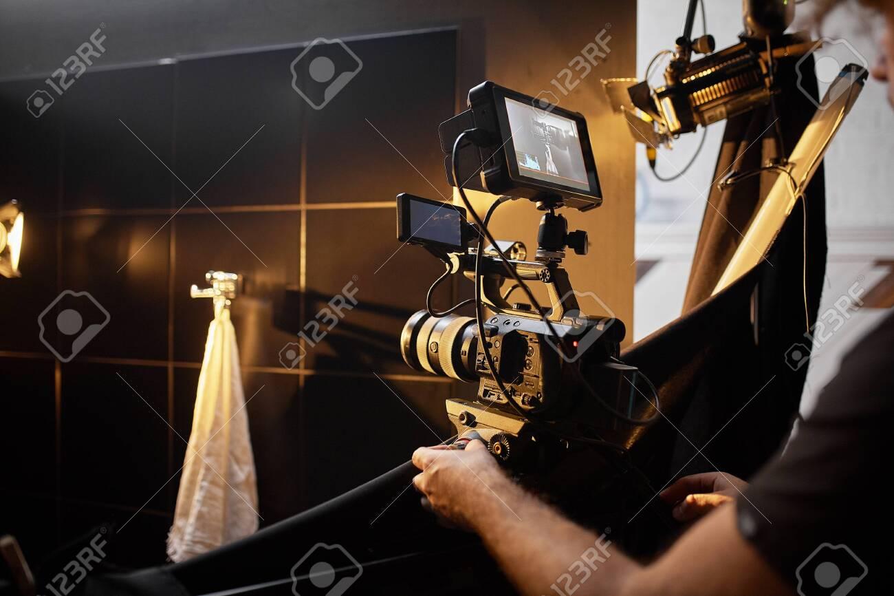 Видео бэкстейдж работа по веб камере моделью в балаково
