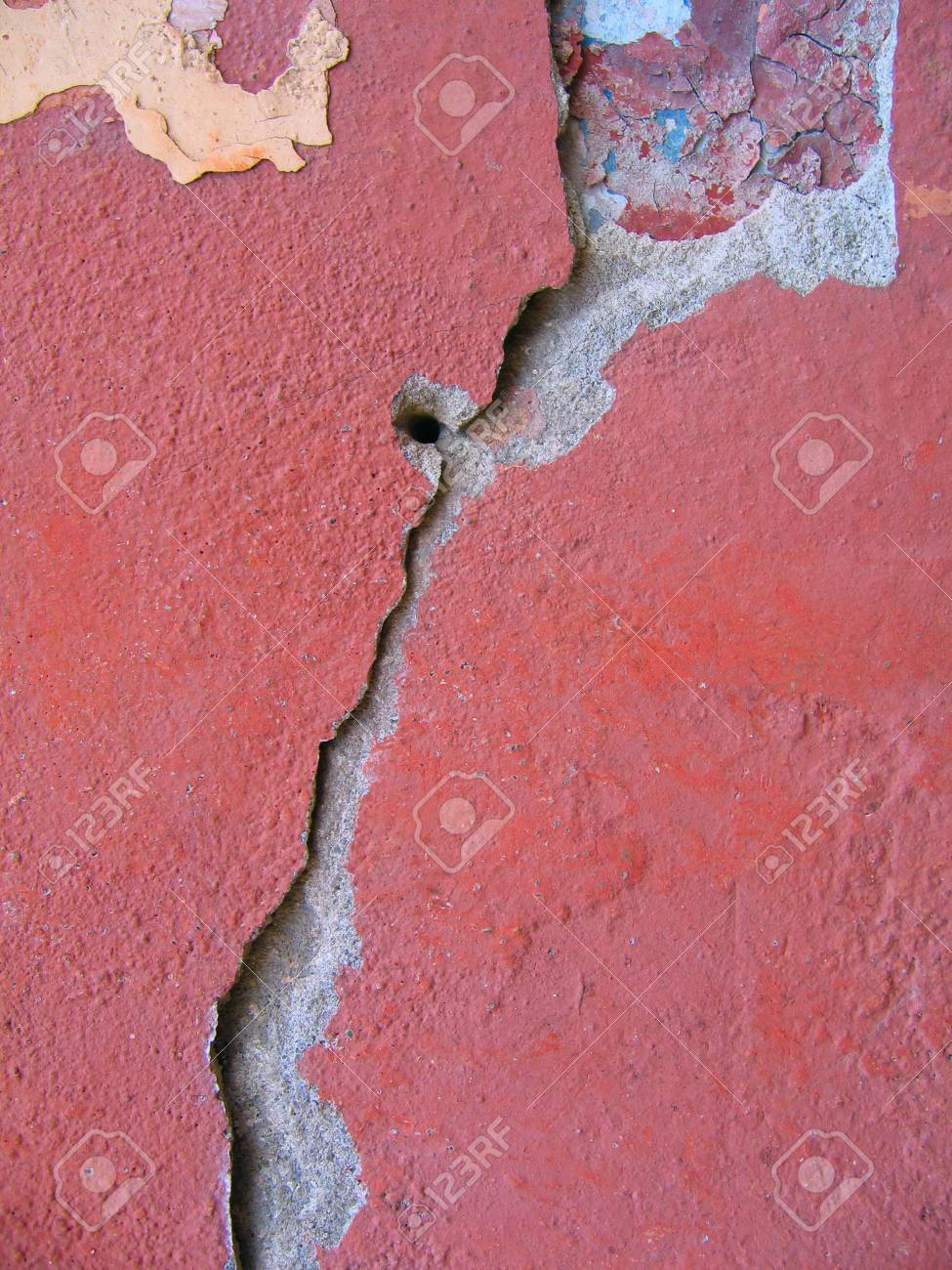 Crack wall Stock Photo - 5758929