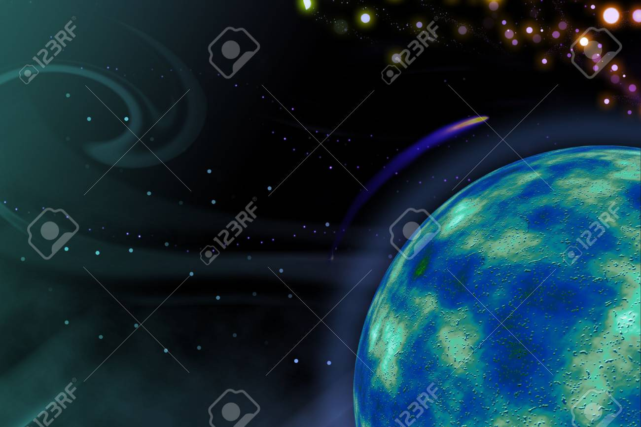 Space.Planet Stock Photo - 6979684