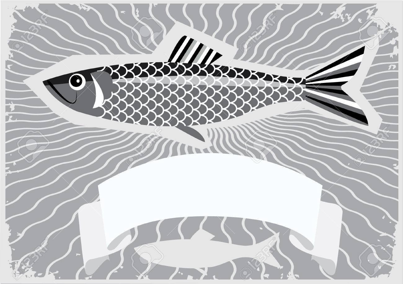 fish poster royalty free cliparts vectors and stock
