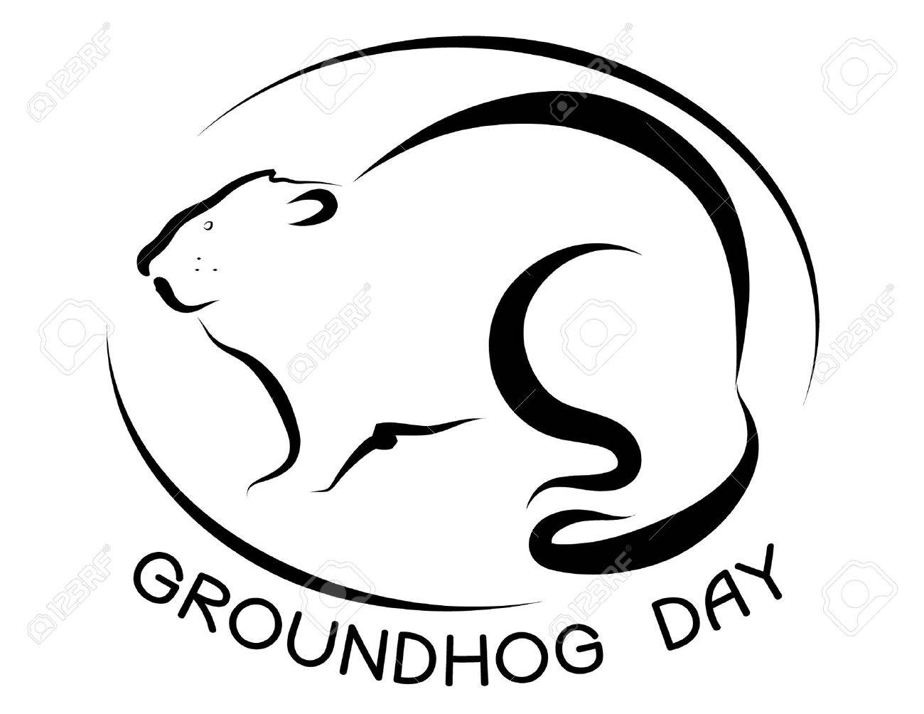 118 ground hog cliparts stock vector and royalty free ground hog