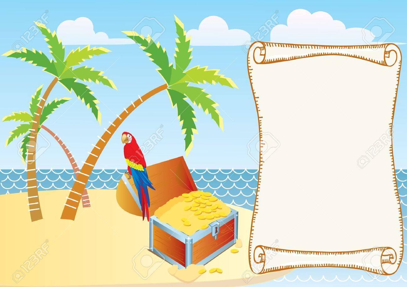 Vector Cartoons Background