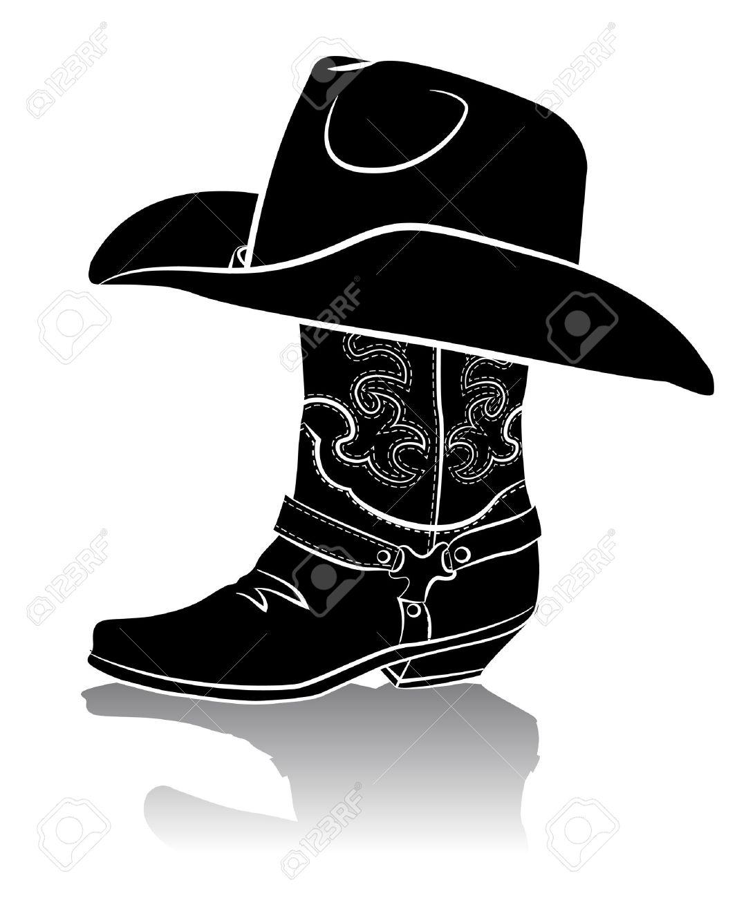 7,600 Cowboy Hat Cliparts, Stock Vector And Royalty Free Cowboy ...