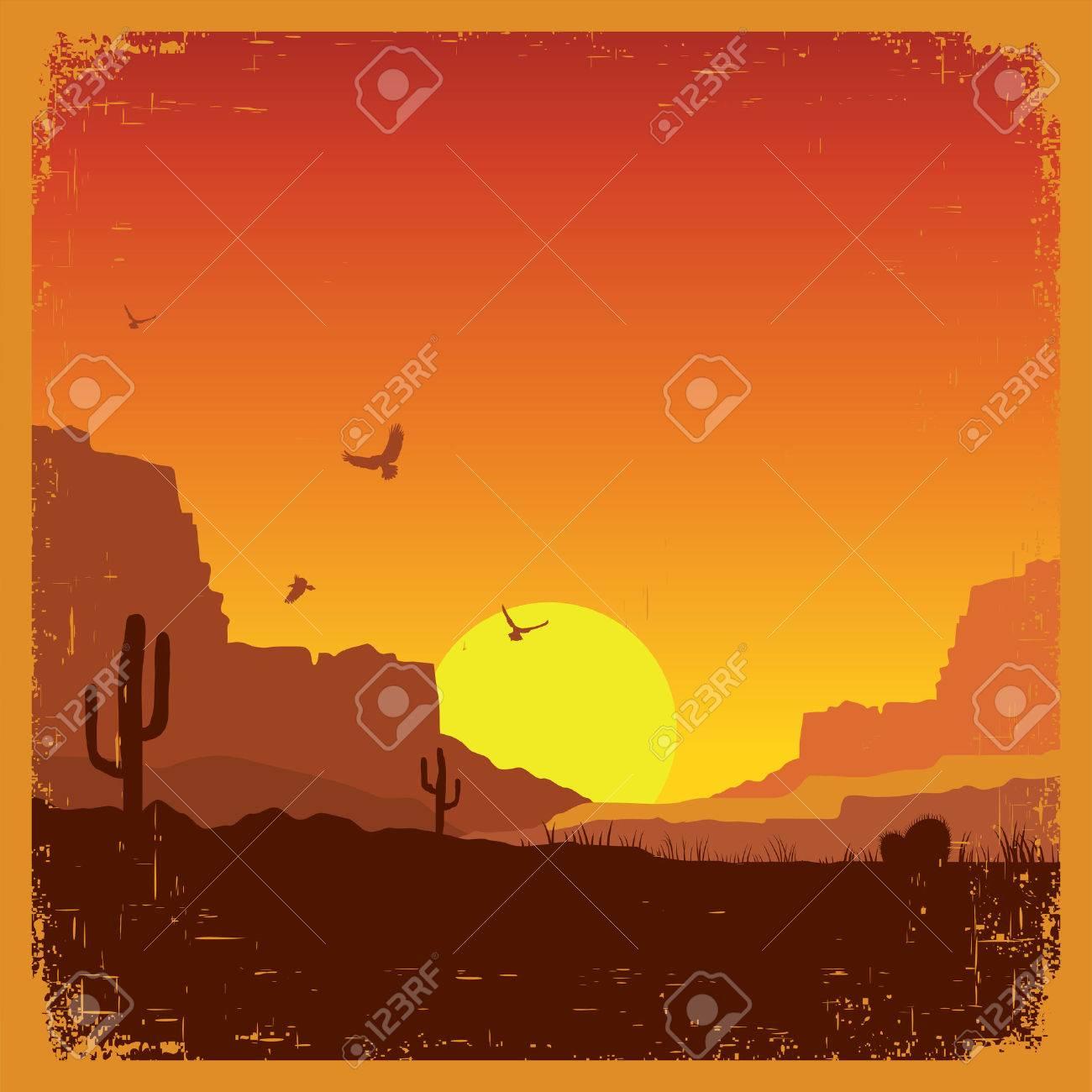 4 002 desert sunrise stock vector illustration and royalty free rh 123rf com Sunrise Clip Art Black and White Sunrise Clip Art Black and White