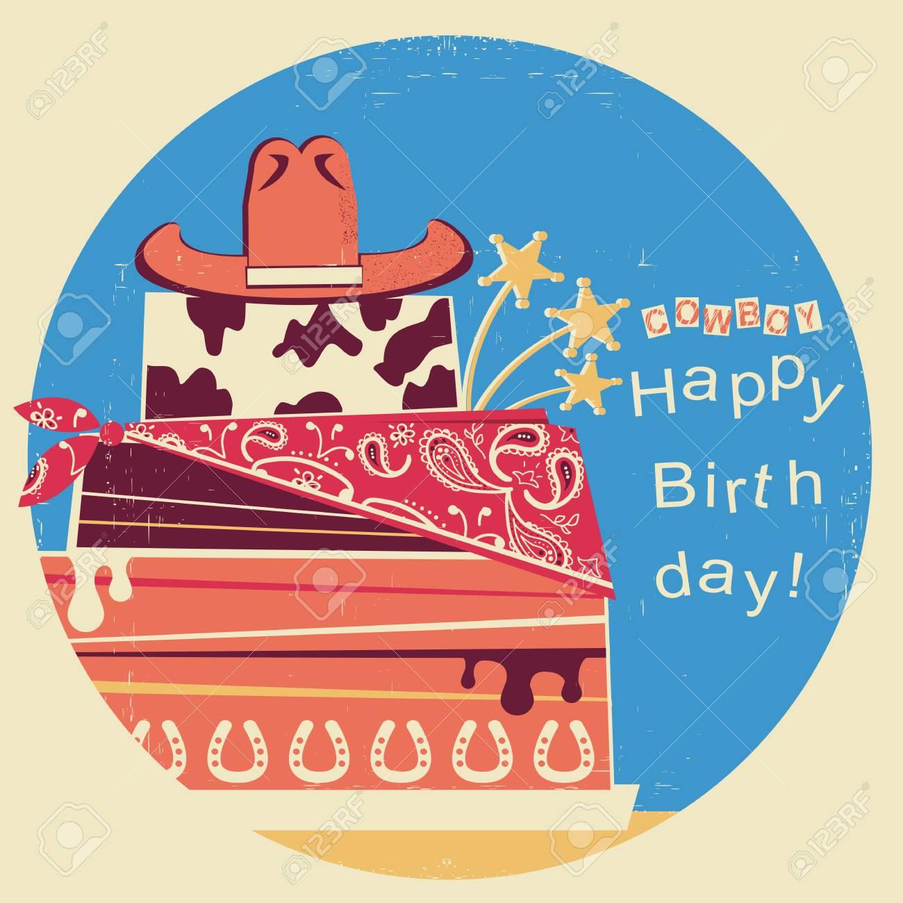 Happy Birthday Cowboy Images
