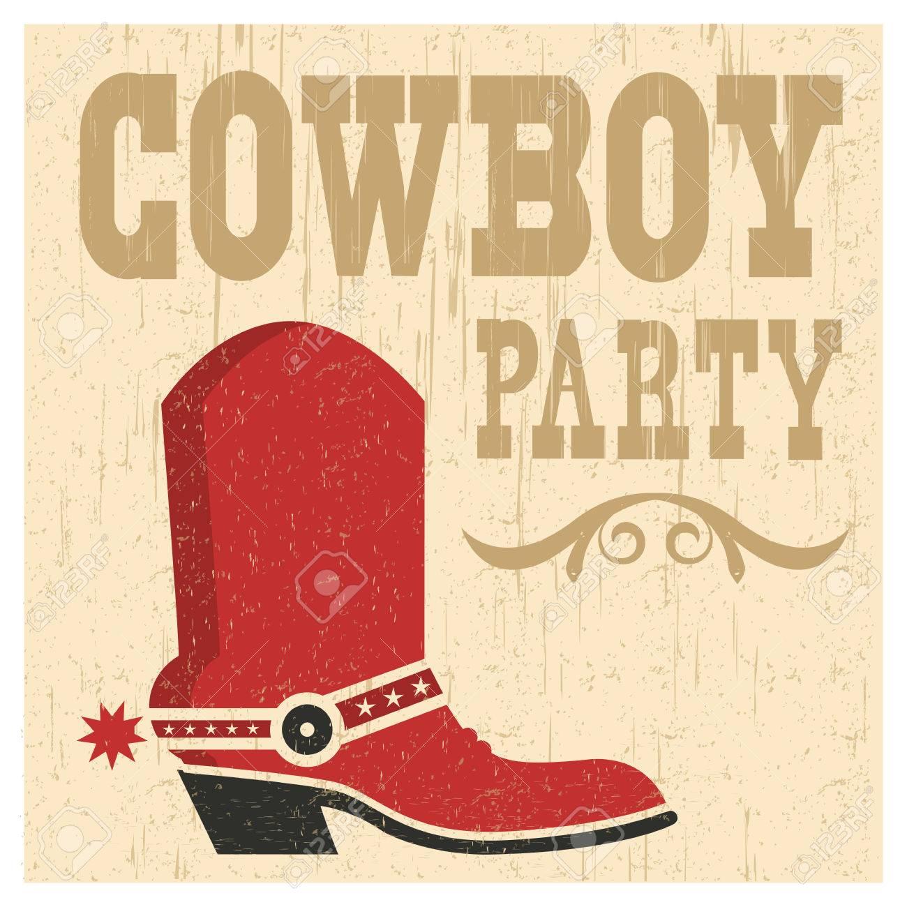 cowboy boot clipart.html