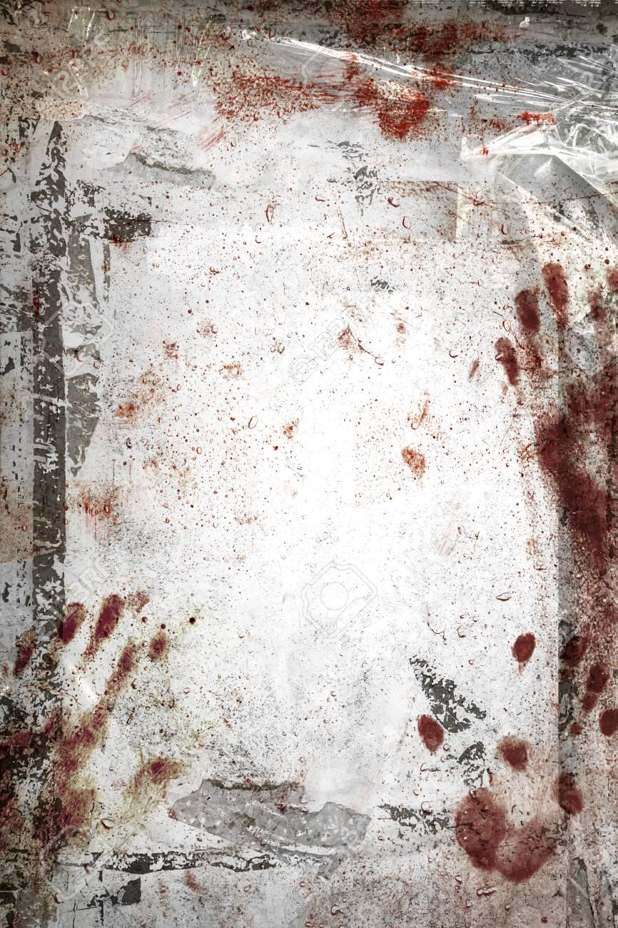 Bonito Marco De La Imagen Del Horror Bandera - Ideas Personalizadas ...