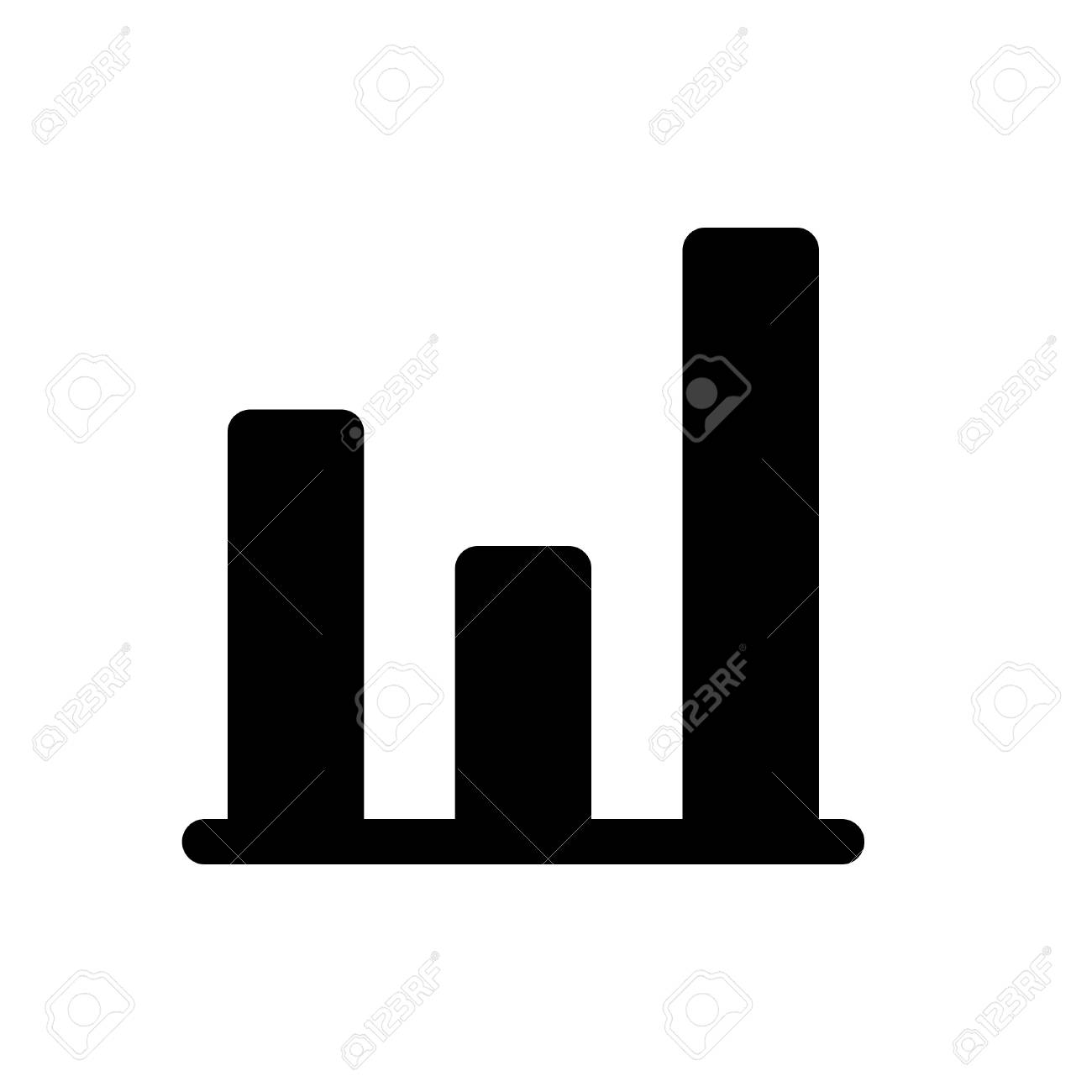 inconsistent bar graph royalty free cliparts, vectors, and stock