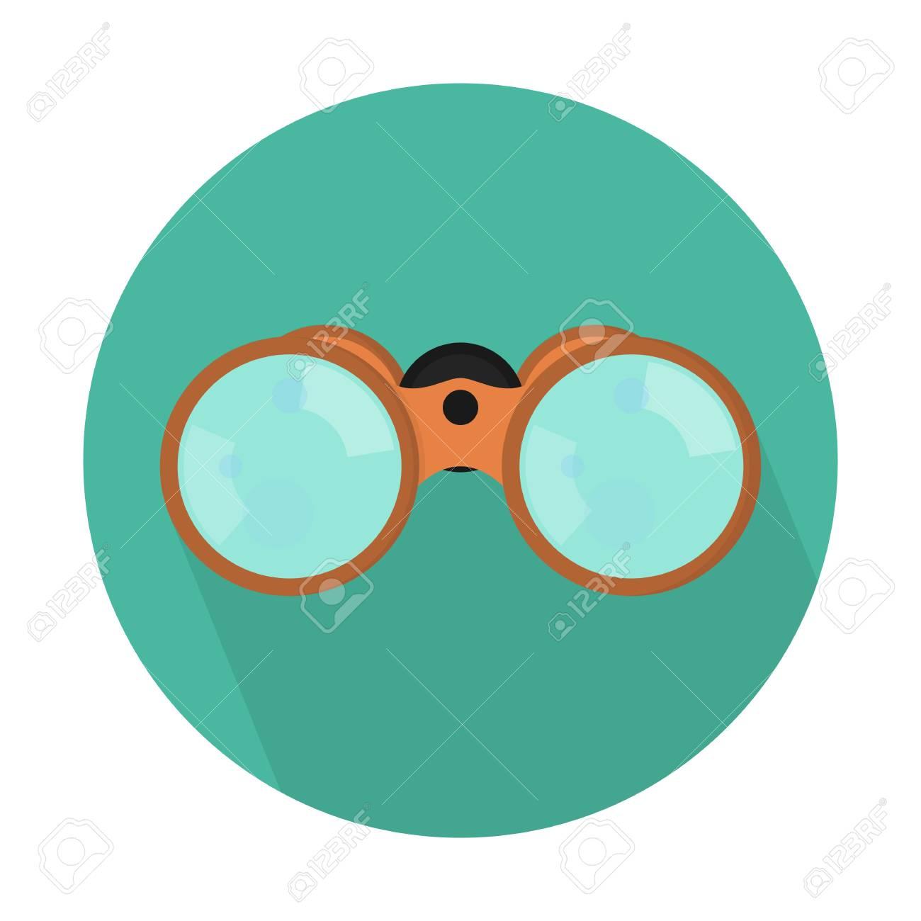Binoculars or field glasses - 94675367