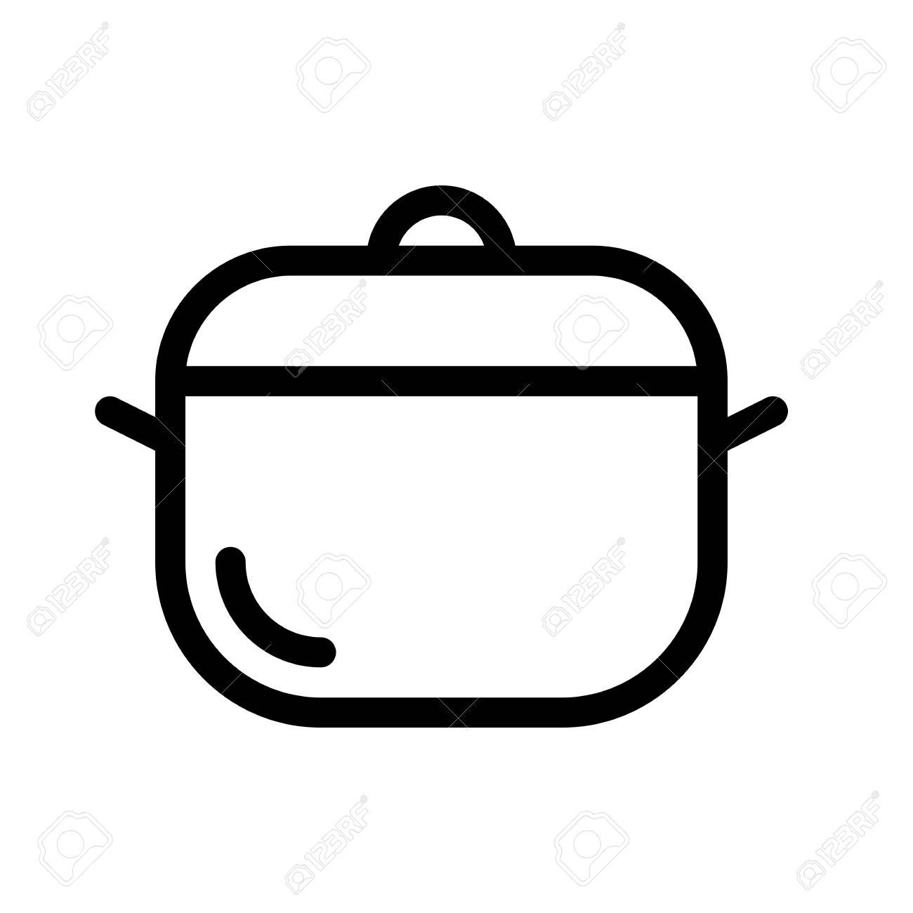 cooking pot - 126281604