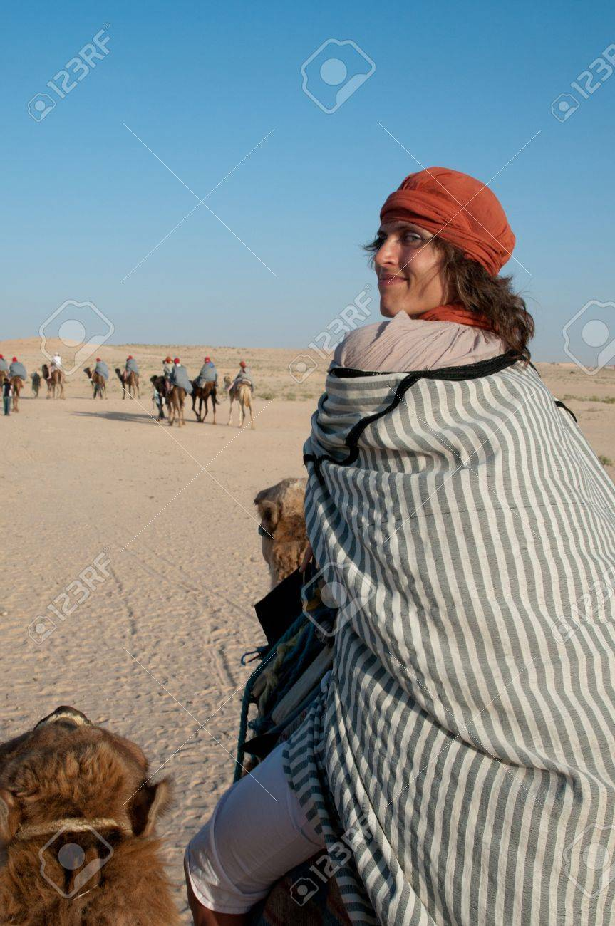 Mantel der beduinen