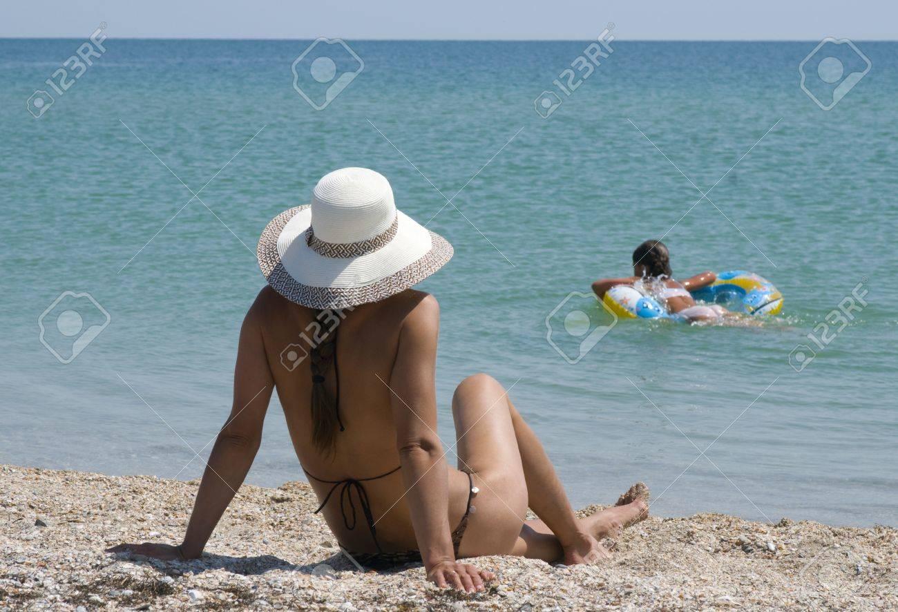 Фото ситуаций на пляже