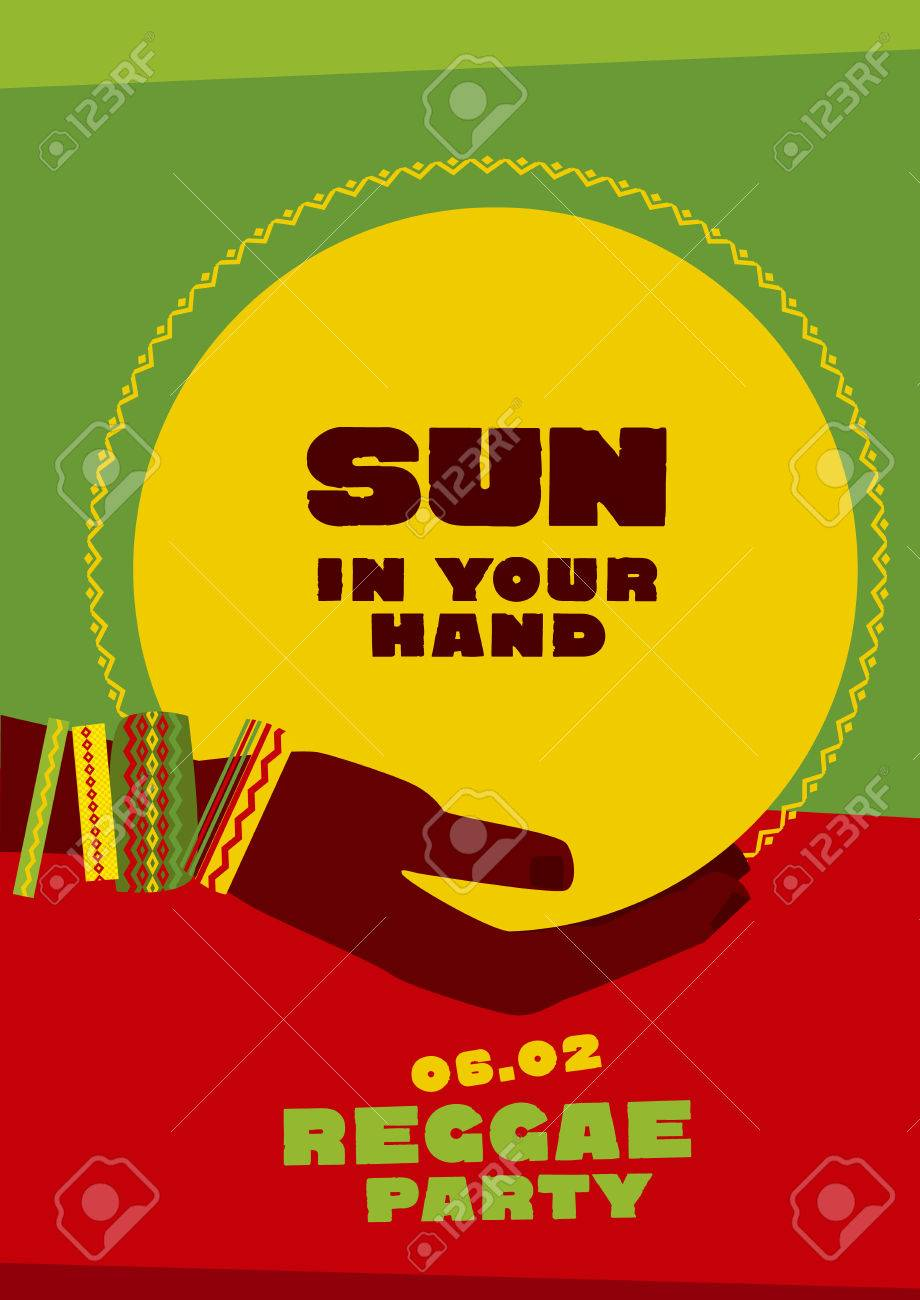 Popular Wallpaper Music Disk - 81630149-sun-disk-and-tribal-human-hand-with-bracelets-reggae-folk-music-background-jamaica-poster-vector-ill  2018_194758.jpg