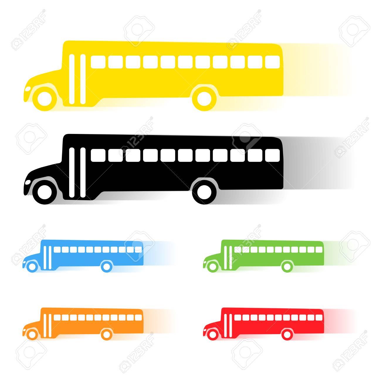 Contemporáneo Hoja Para Colorear De Autobús Cresta - Ideas Para ...