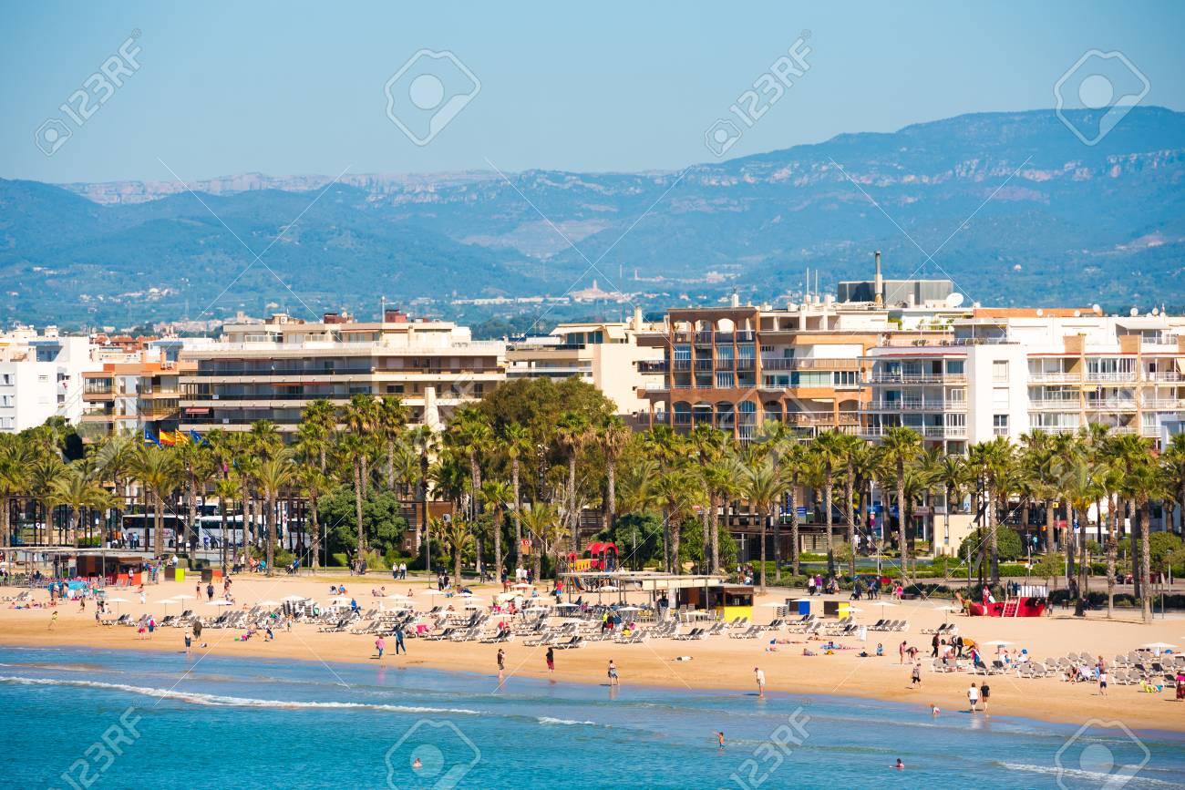 playa salou espana