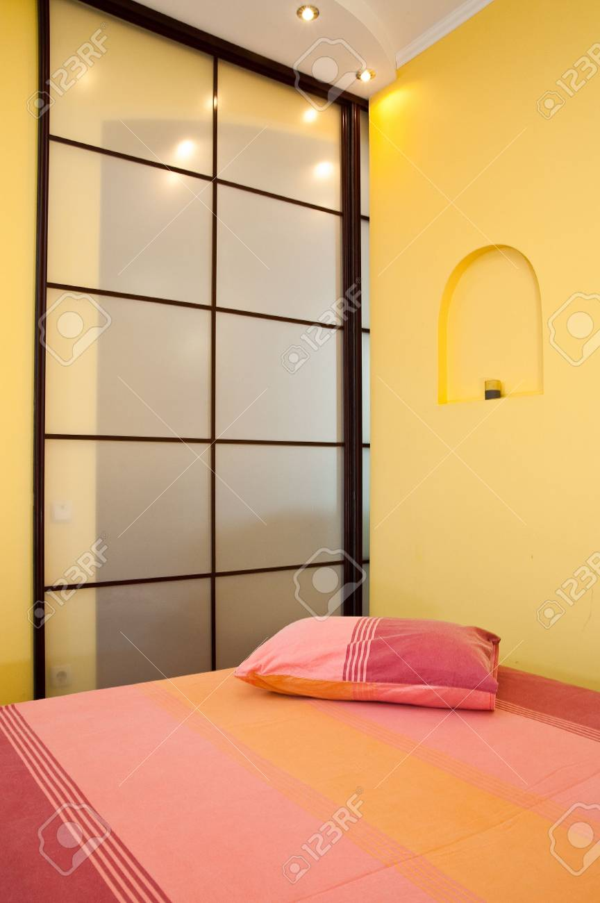 Sleeping room in a hotel Stock Photo - 5228741