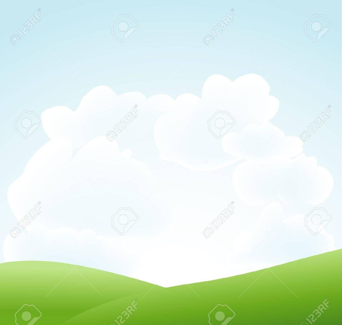 springtime background Stock Vector - 9784026