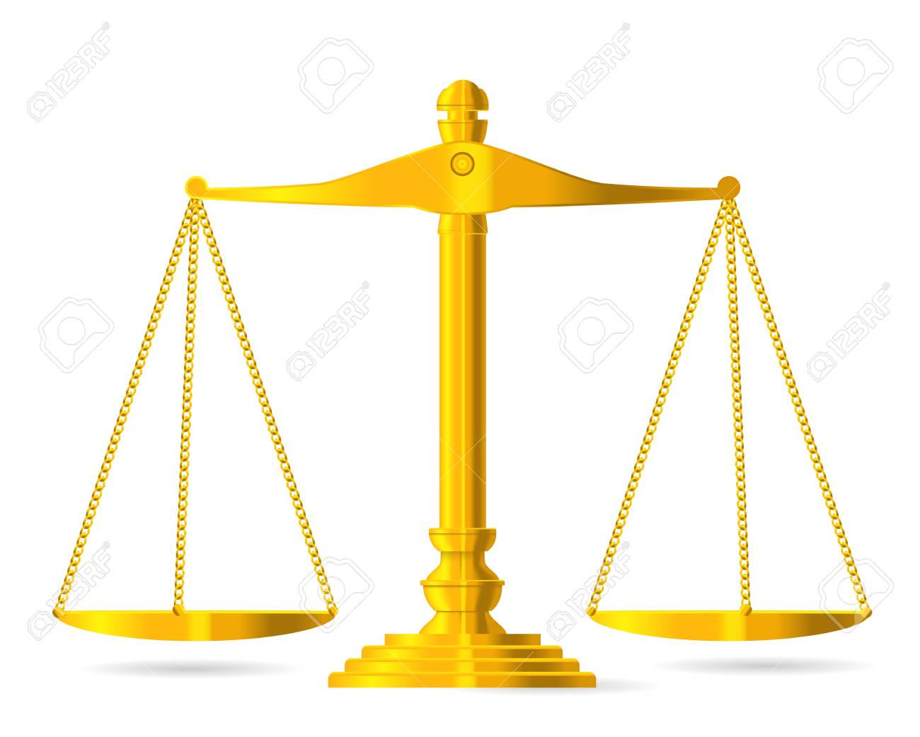 justice concept Stock Vector - 12448665