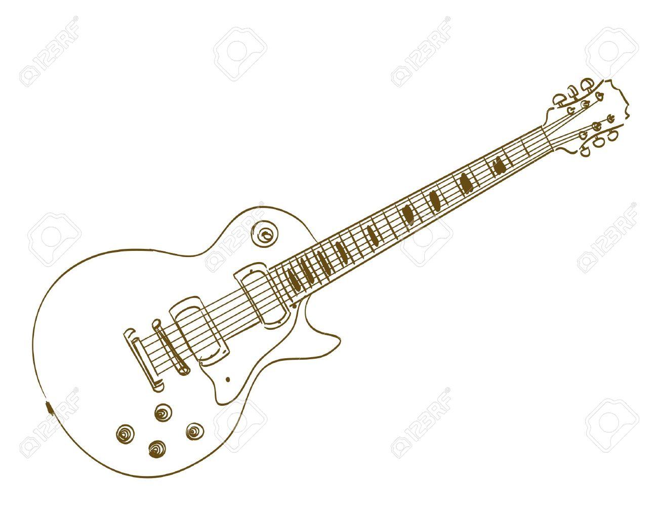 Wunderbar Elektrische Gitarre Galerie - Elektrische Schaltplan-Ideen ...