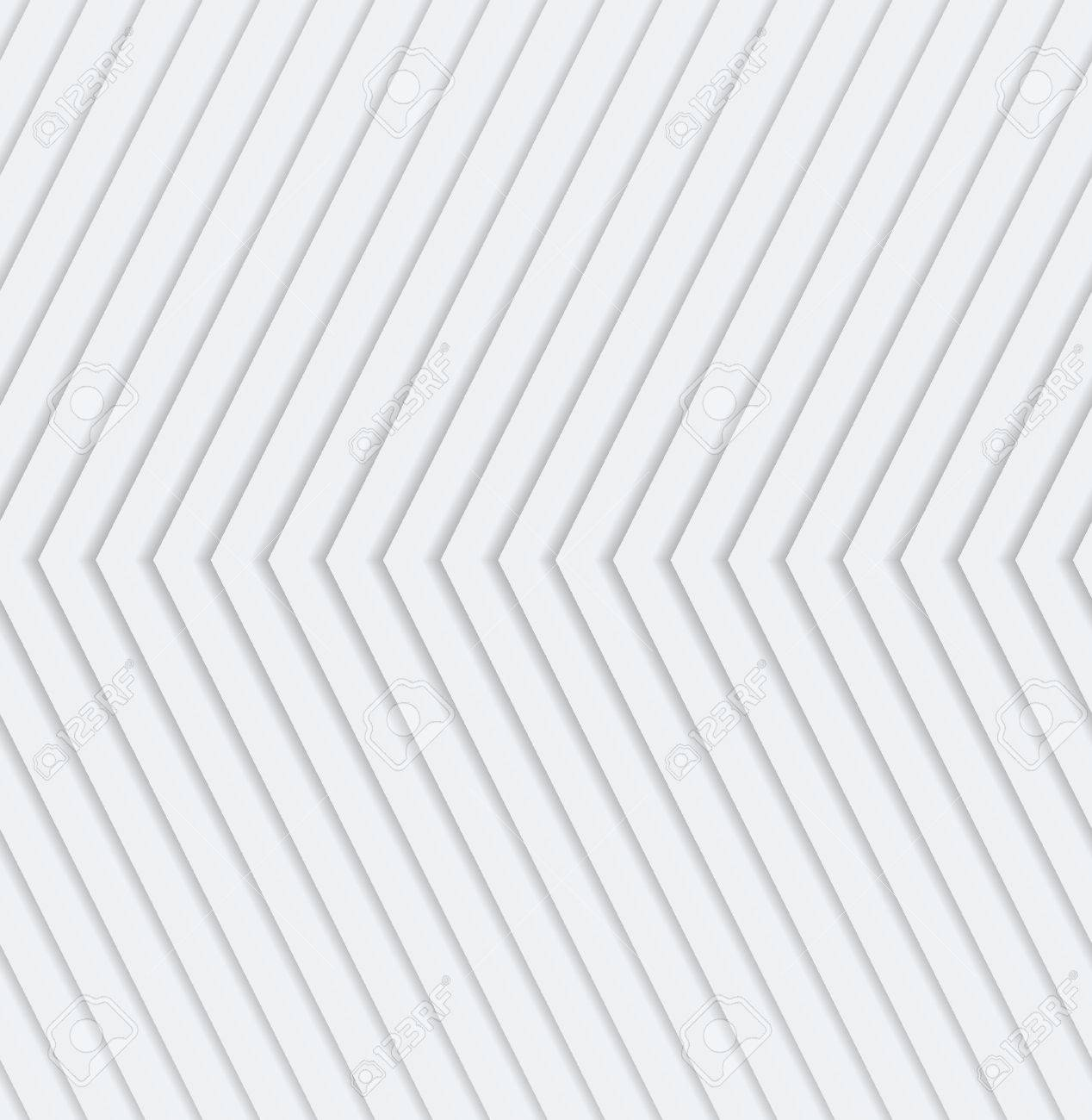 abstract geometric white lines background. vector - 53408623