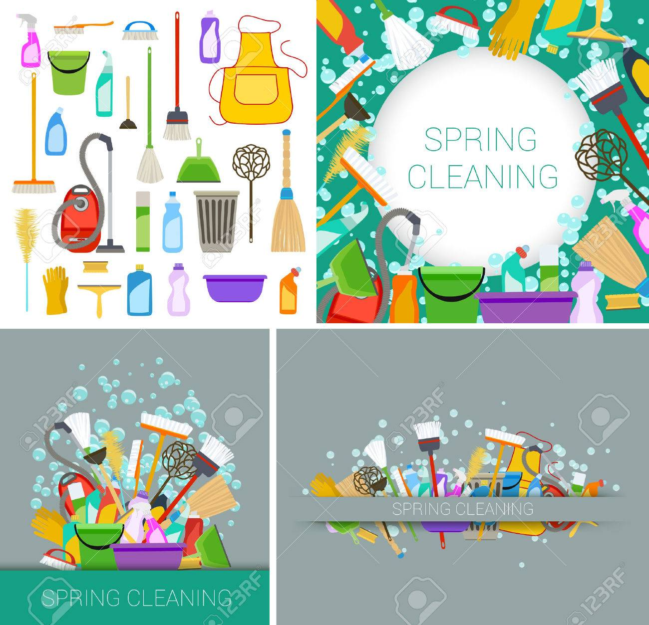 spring cleaning images & stock pictures. royalty free spring