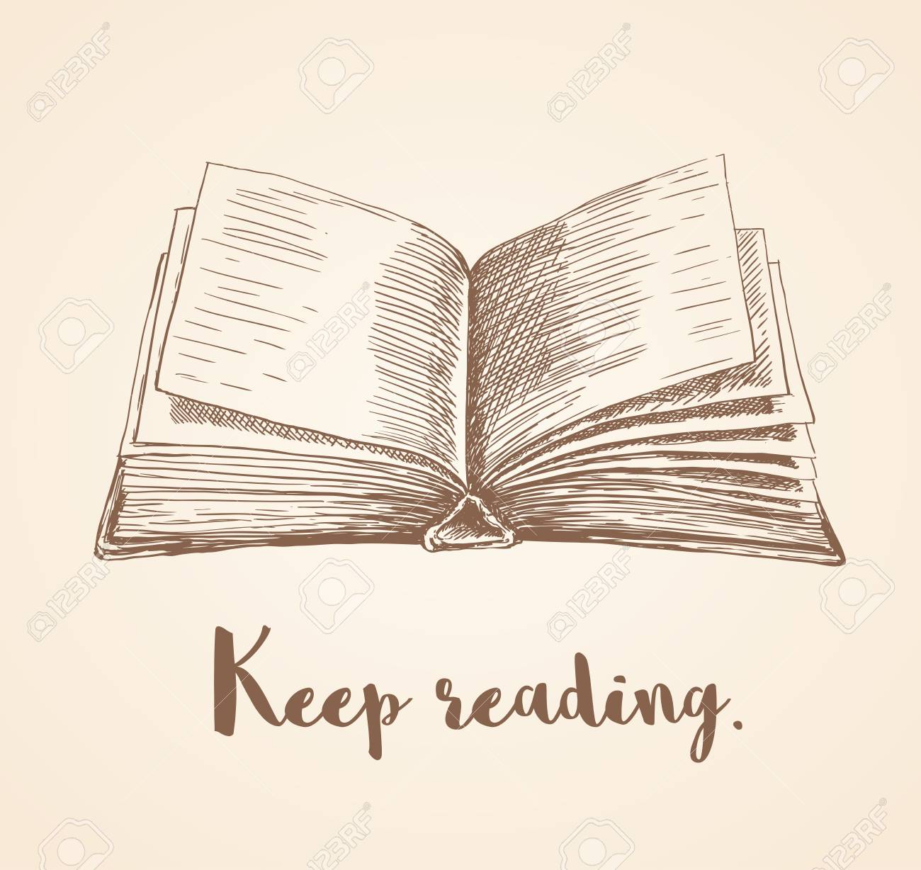 Image result for keep reading clipart