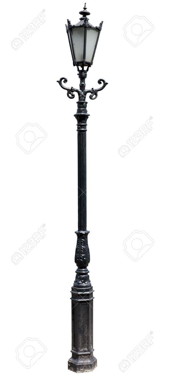 14384800 lampadaire lampadaire de rue collection lampadaire isol%C3%A9 sur fond blanc  Résultat Supérieur 15 Superbe Lampadaire De Rue Pic 2017 Sjd8