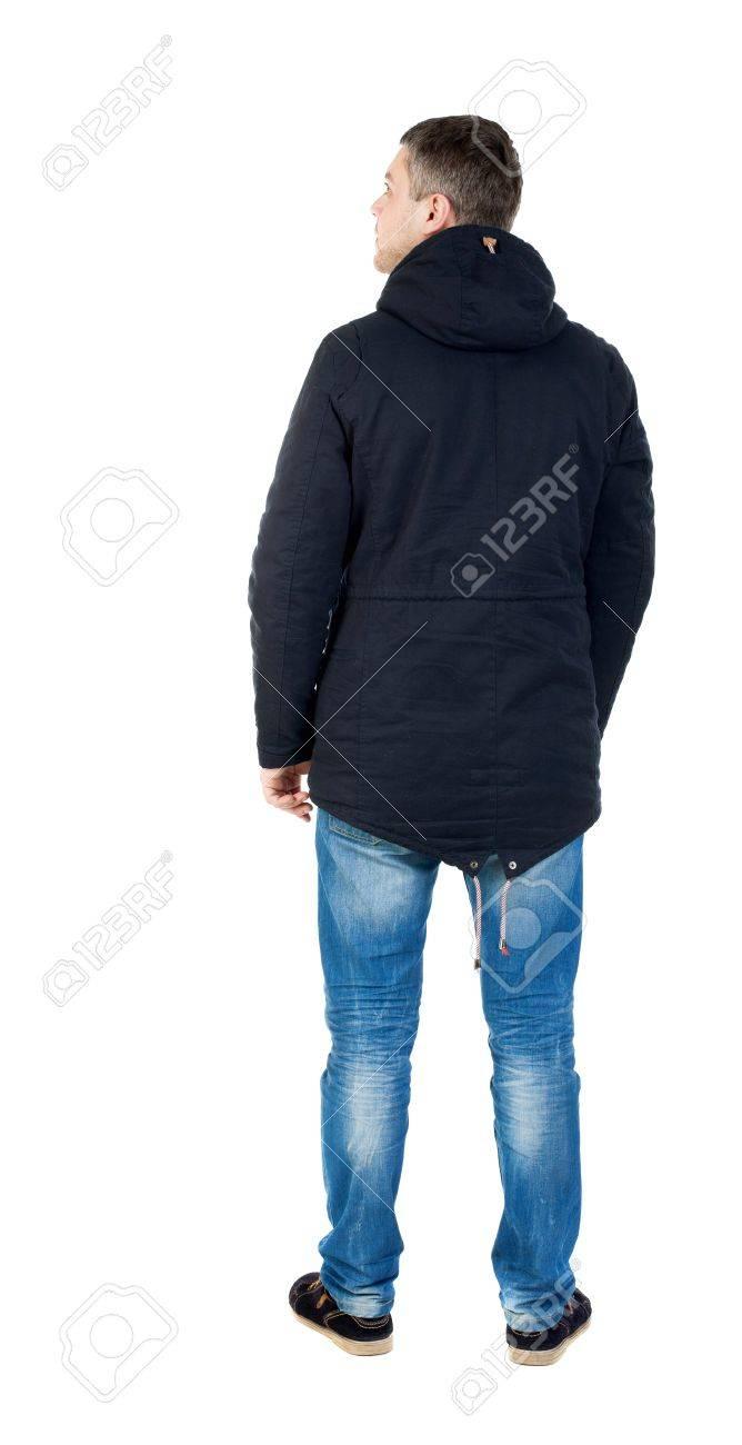 Veste hiver jeune homme