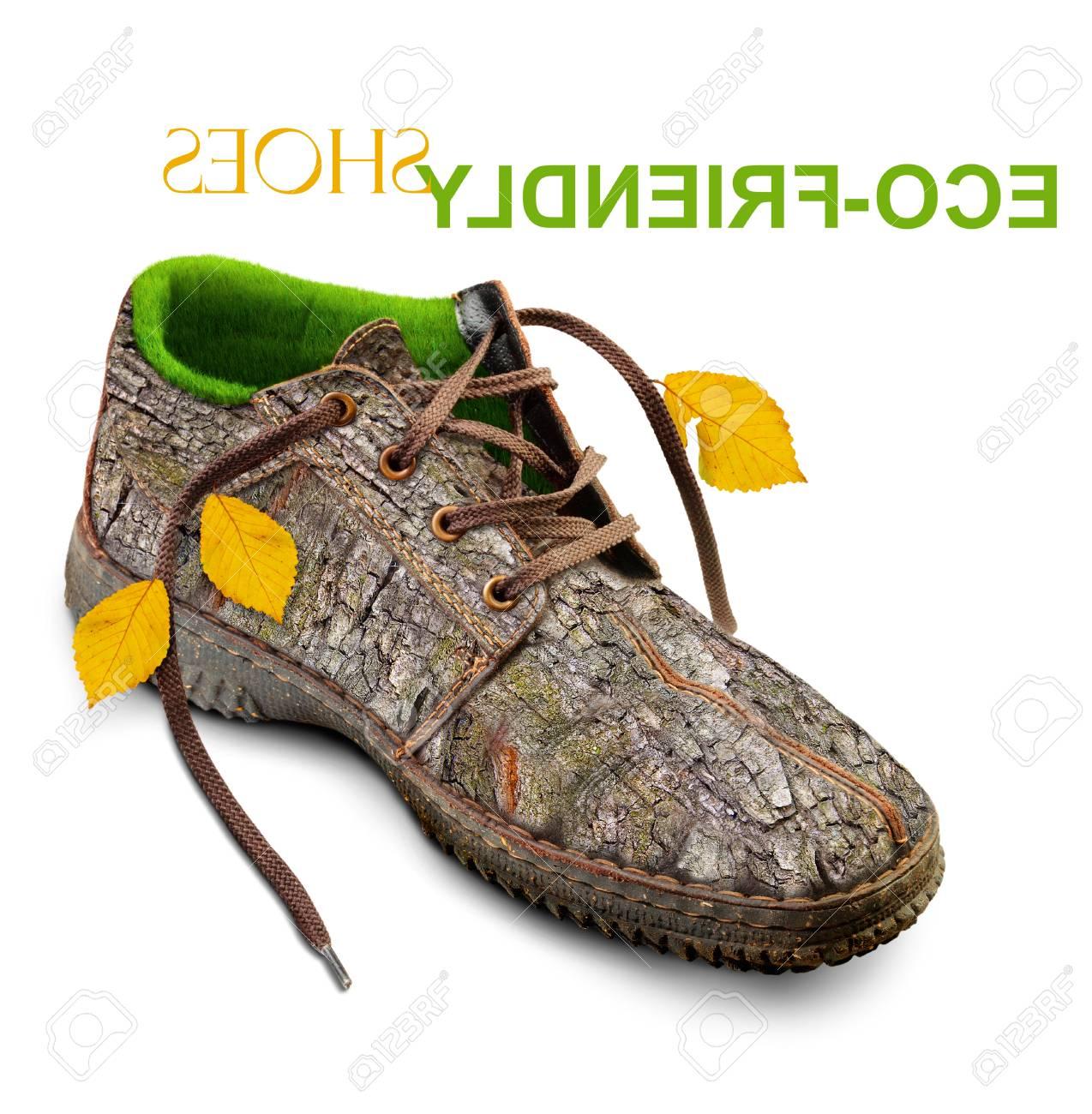 HojasAislado Materiales NaturalesInvierno Corteza Un Y Zapatos Sobre De La EcológicosConceptoHechos ÁrbolHierba QCrWBodxe