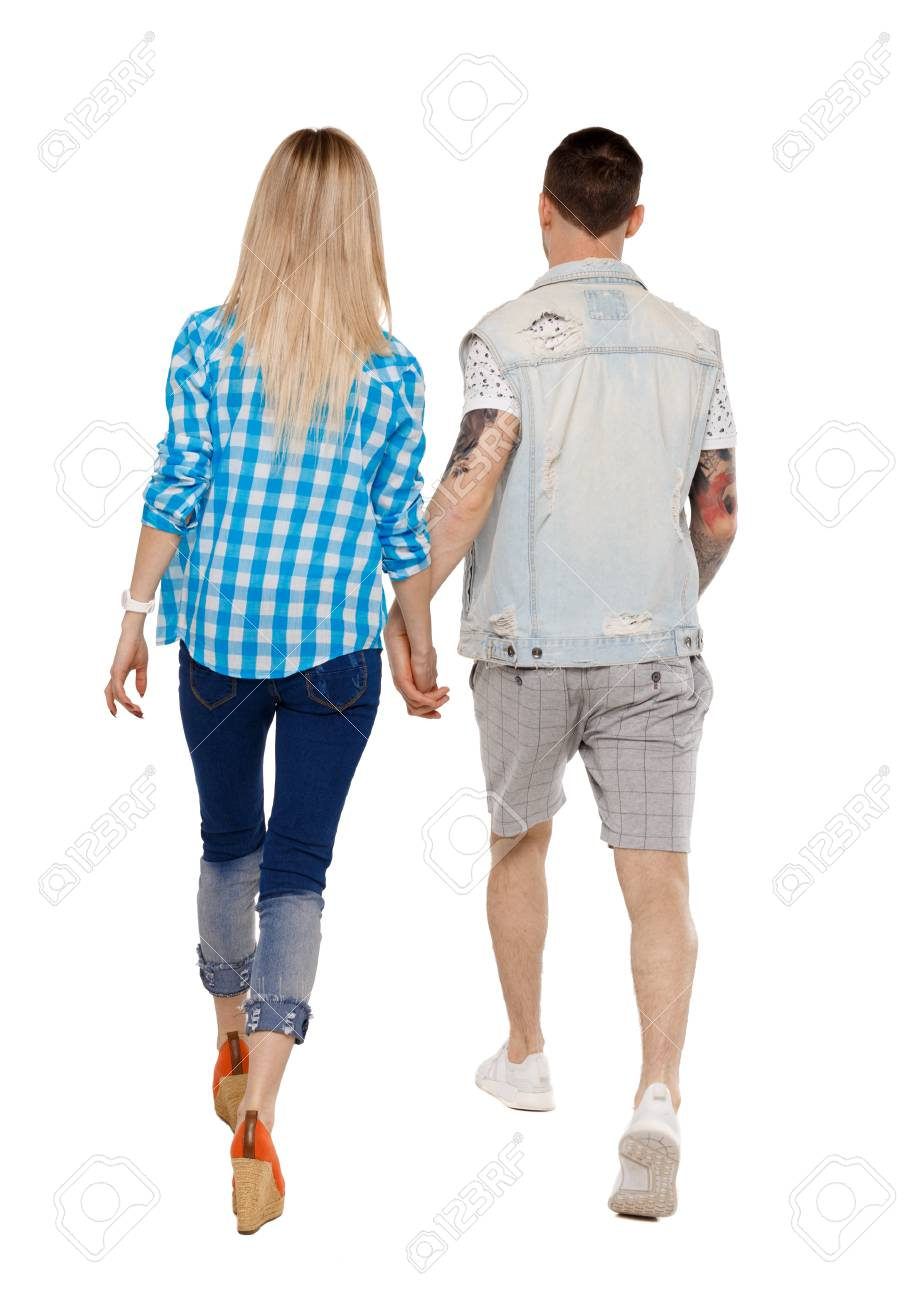 Holds hand a guy when your The Many