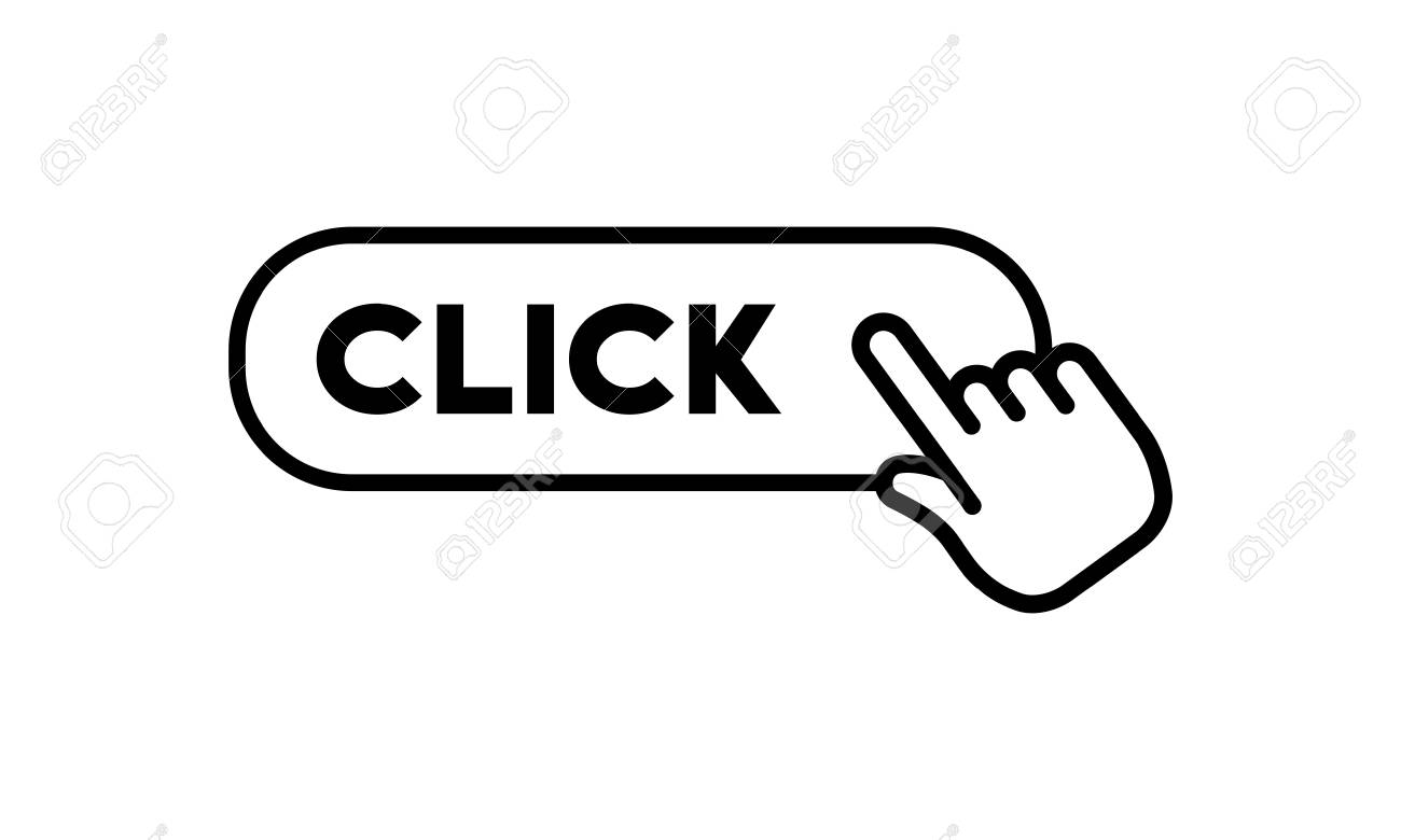 Image result for click here Icon