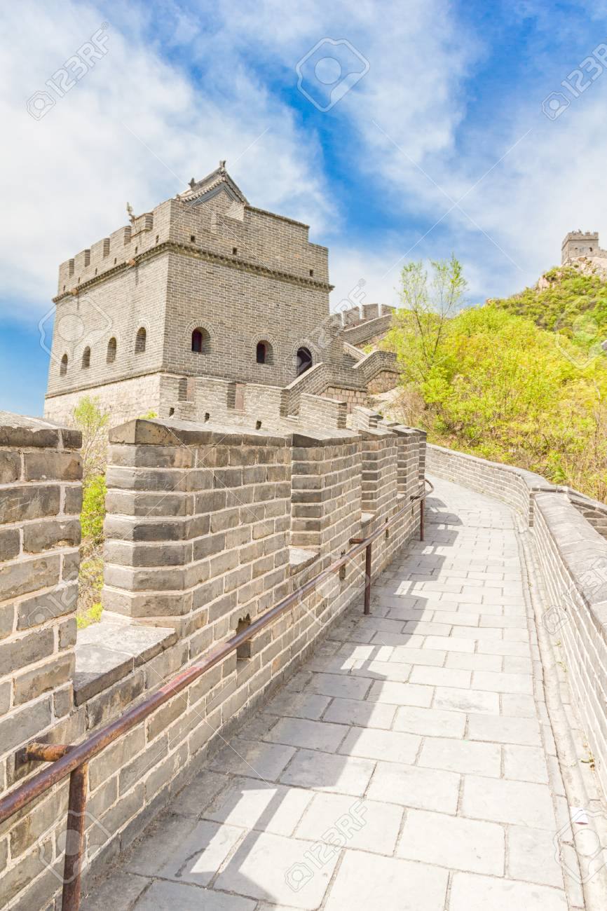 The Great Wall of China Stock Photo - 24566340