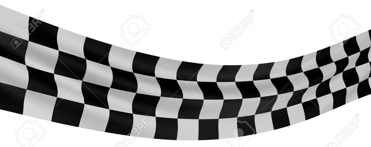 Checkered Flag Stock Photo - 1779530