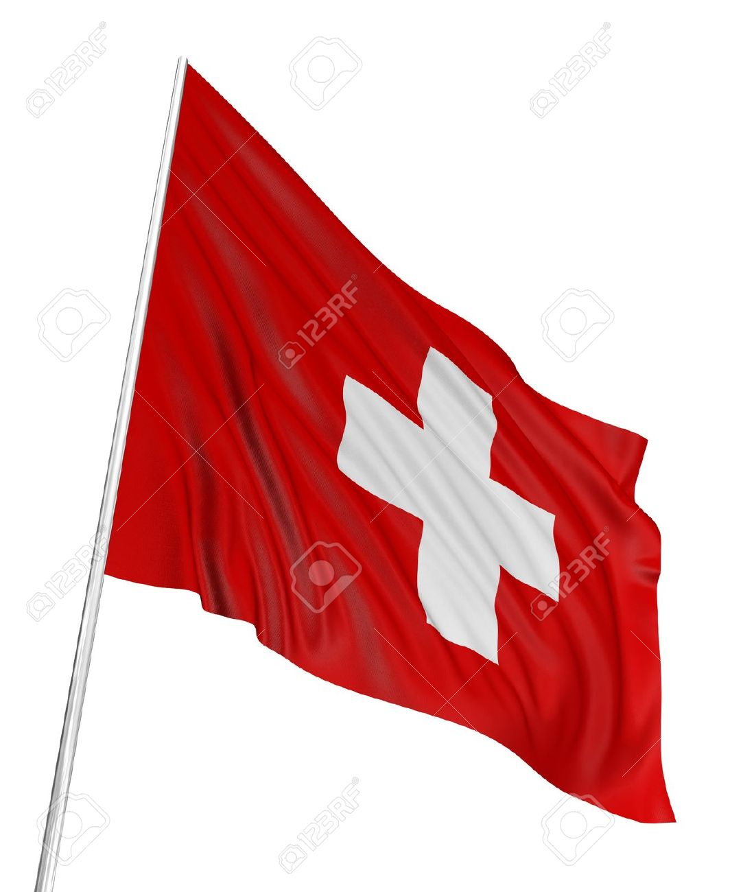 Image result for Swiss Flag picture