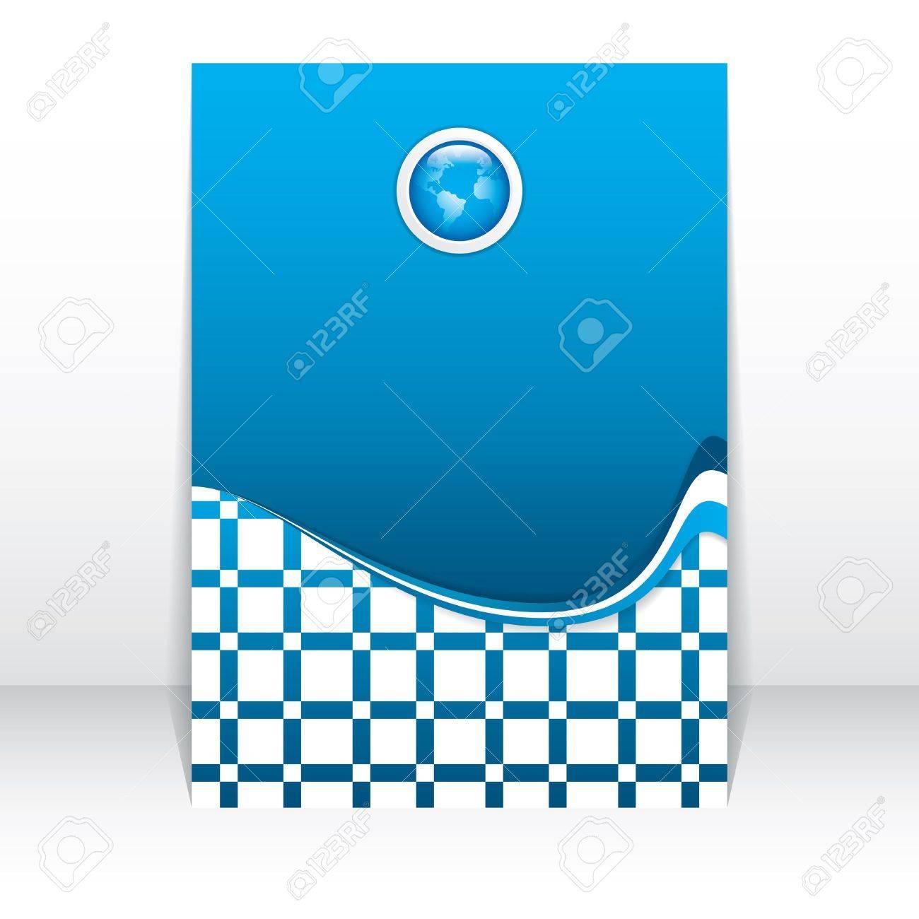 vector business brochure flyer template royalty cliparts vector vector business brochure flyer template