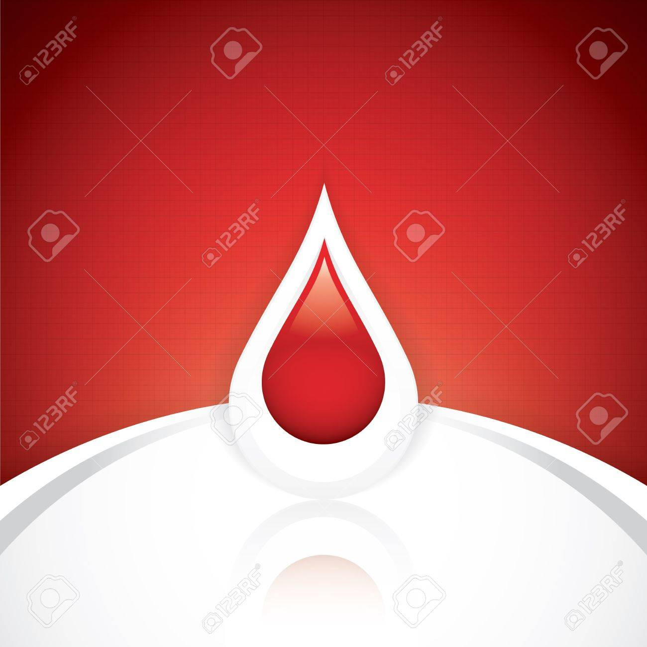 Blood donation  Medical background Stock Vector - 19791010