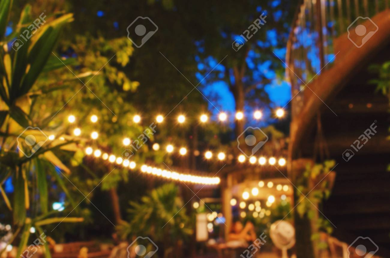 Abstract Urban Night Light Bokeh Of Night Festival In Garden Stock Photo Picture And Royalty Free Image Image 84008780