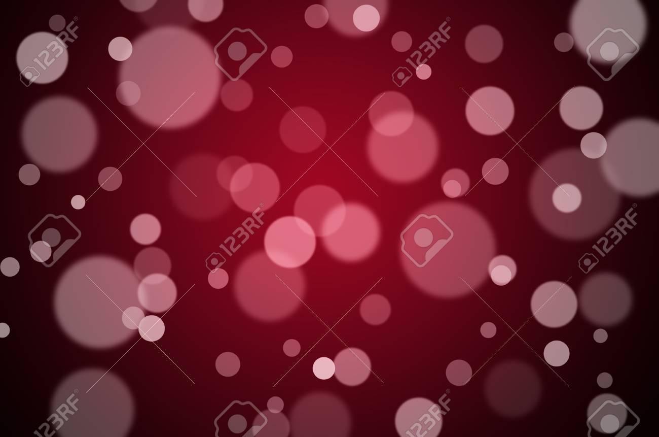 Fond De Bokeh Rouge Et Blanc Fonce Joyeux Anniversaire Valentin