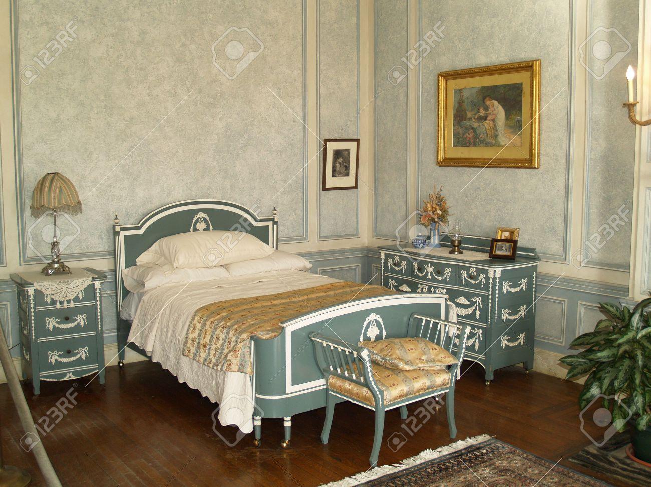 Ancienne chambre à coucher