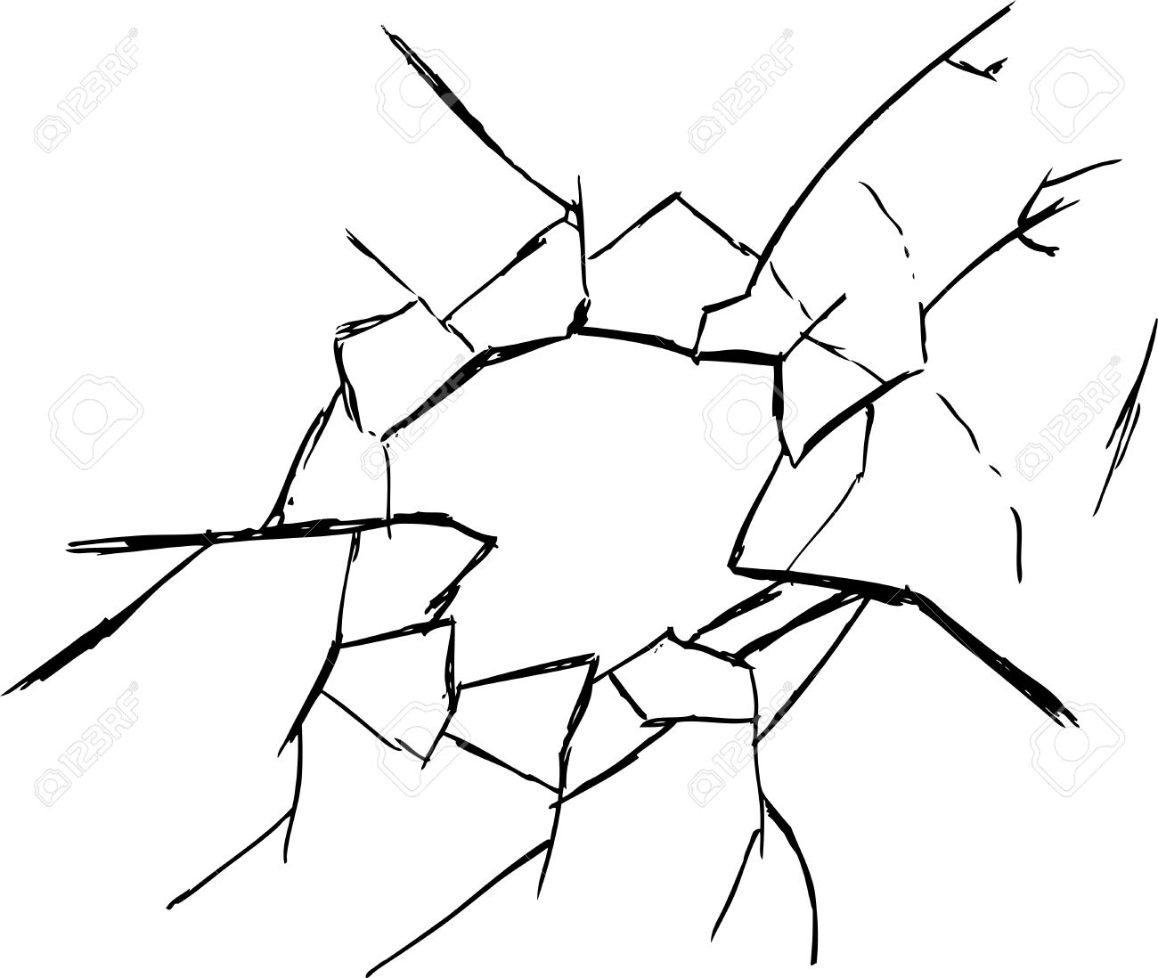 broken glass royalty free cliparts vectors and stock illustration rh 123rf com broken glass victorious guitar chords broken glass vector free