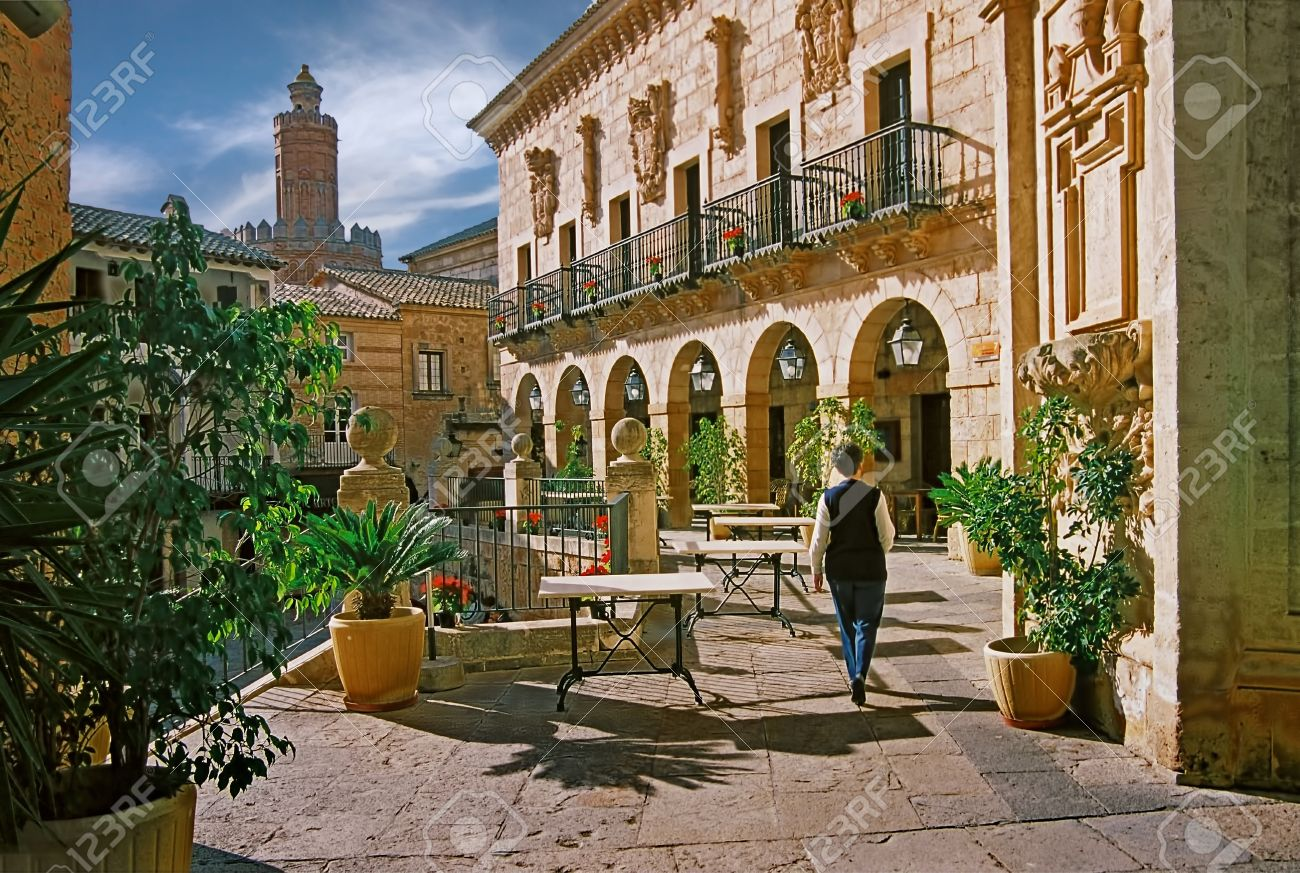 The Varied Styles Of Spanish Architecture On The Island Of Majorca ...
